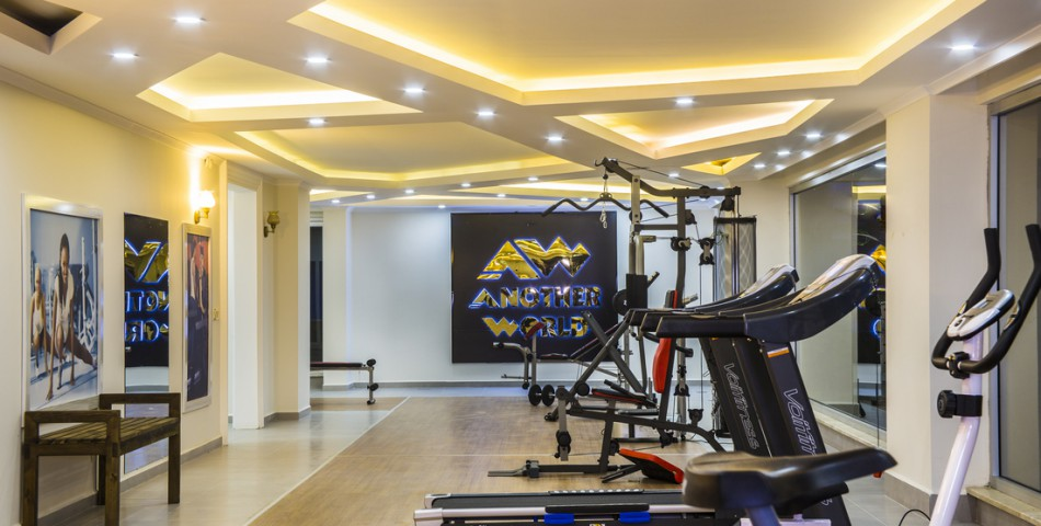 Fitness Salon